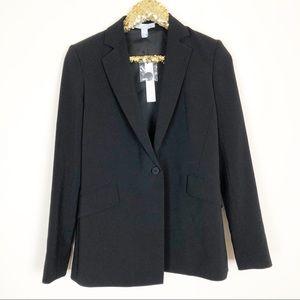 Dylan Gray Women's Black Blazer Size 2